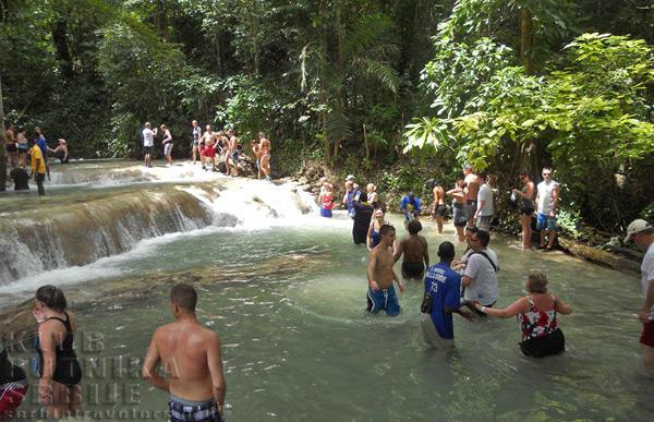 jamajka vodopad