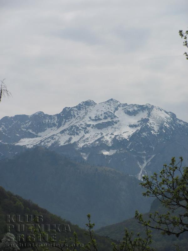 Planina u Bosni