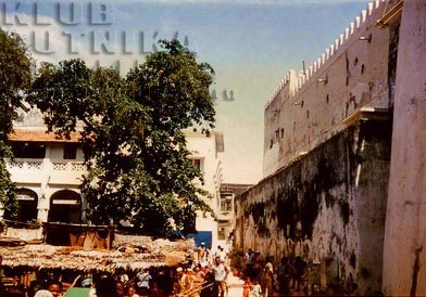 old fort in mombasa