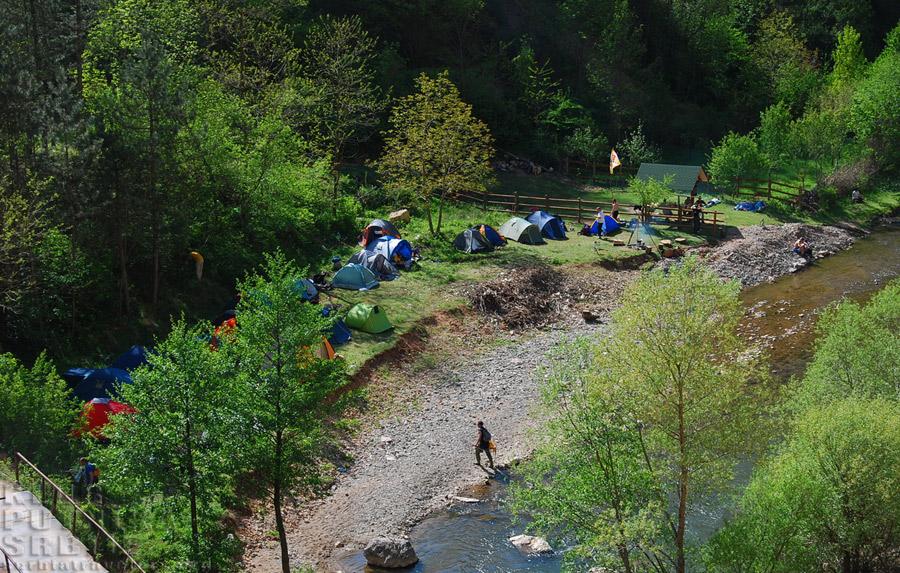 Kamp, Vlaška planina