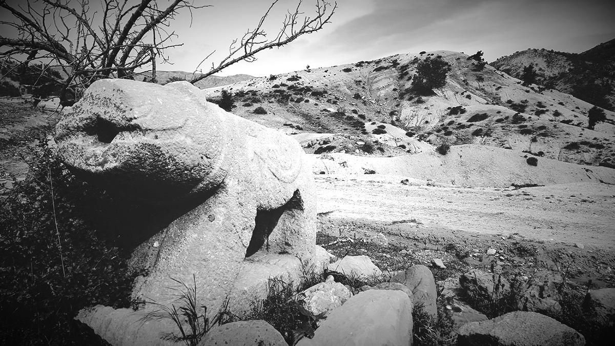 nomad cemetery