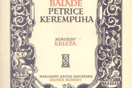 Balade Petrice Kerempuha 1936