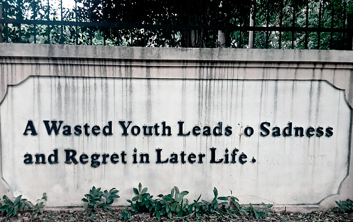 wasted youth regrets 01