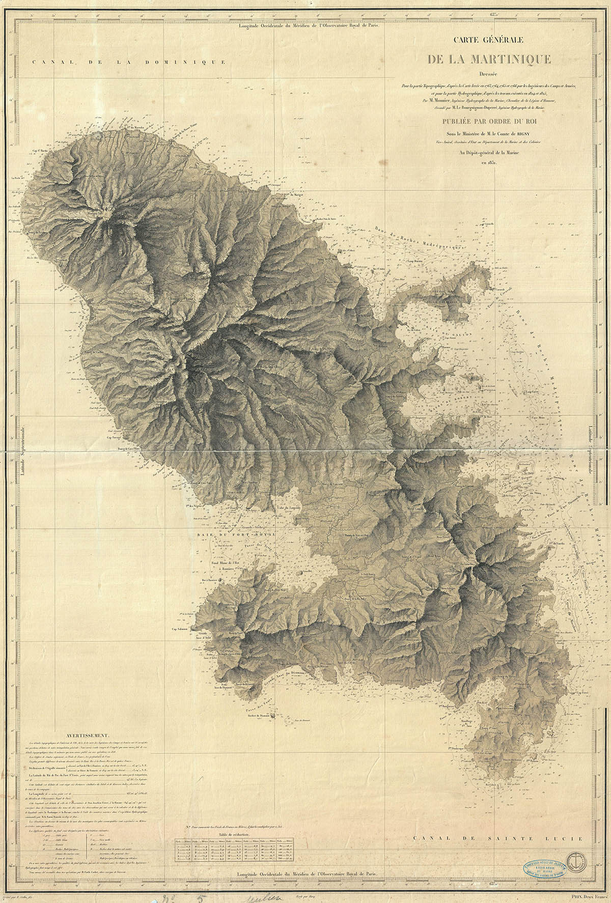 Map of Martinique1